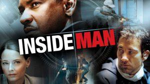 Inside Man ล้วงแผนปล้น คนปริศนา หนังโจรกรรมที่น่าดูที่สุด